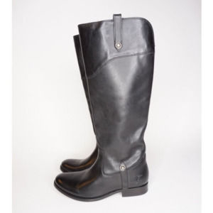 Frye The Melissa Tab Tall Riding Boots